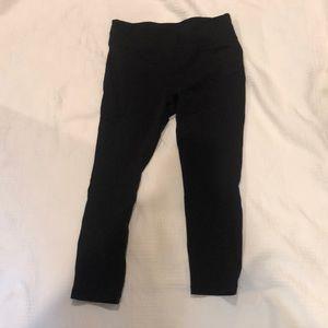 New balance black legging